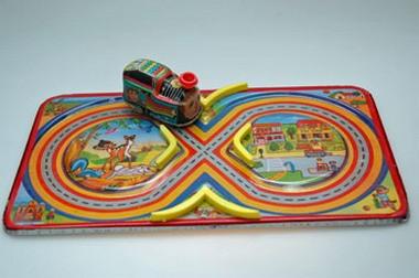 Mini Train - Blechspielzeug