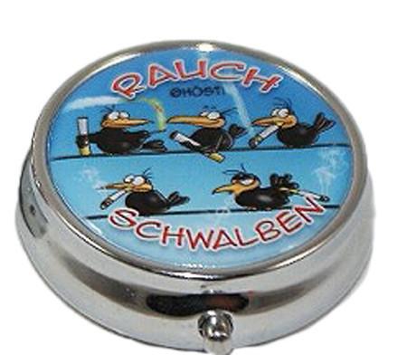 Taschenascher Rauchschwalben Hösti