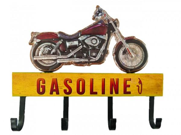 Wandhaken Gasoline Motorrad