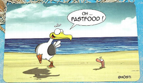Hösti Frühstücksbrett Fast Food