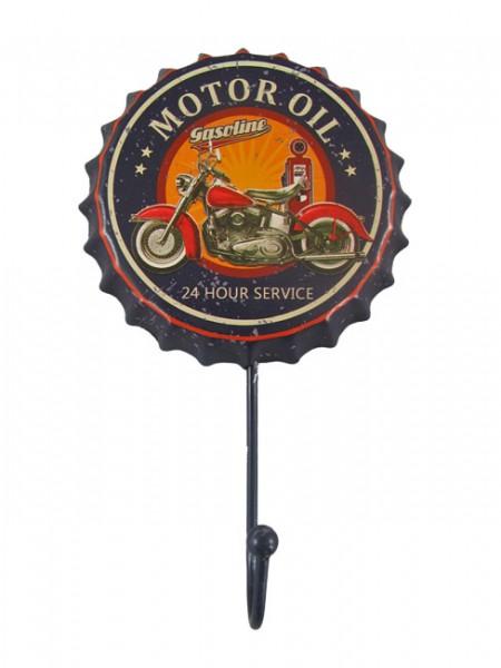 Wandhaken Motor Oil Gasoline