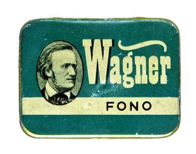Wagner Fono, alte Grammophon Nadeldose