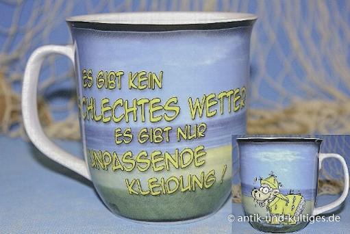 Hösti Kaffeebecher Regenschaf