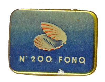 N 200 Fono, alte Grammophon Nadeldose