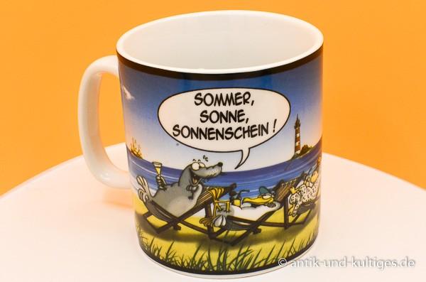 Hösti Jumbo Becher Sommer