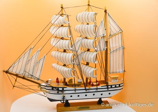 Modellschiff Gorch Fock - 16 cm