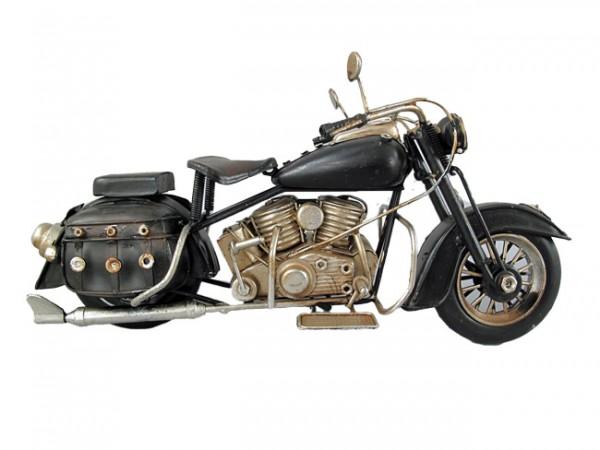 Motorrad Blechmodell 28 cm